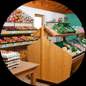 Gemüse, Obst, Fleisch, Milch aus der Region Mannheim / Heidelberg